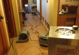 water cleanup Peoria az